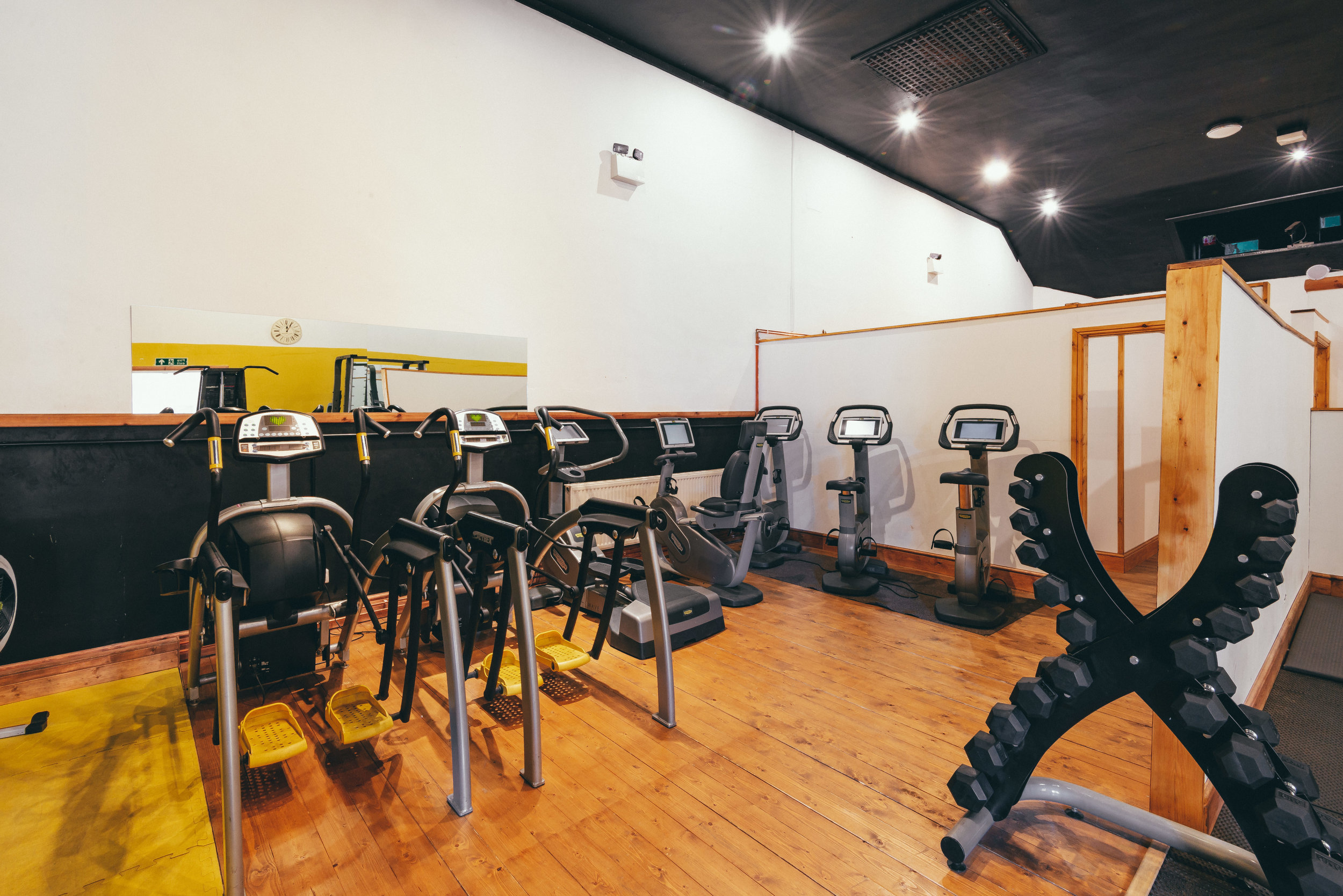 Destination wellness a look at the latest in hotel gym and spa