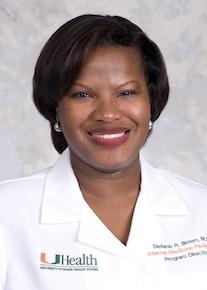 Academic Leadership — UM/JMH internal medicine residency