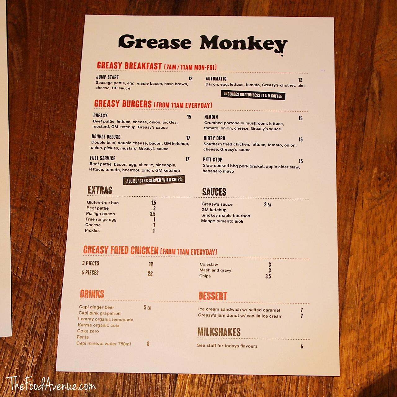 The_Food_Avenue_Grease_Monkey_menu