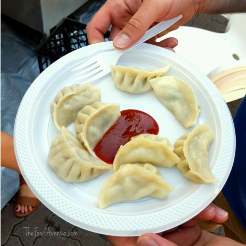 Himalayan Chicken Momo (Dumplings) $10 for 8 pcs