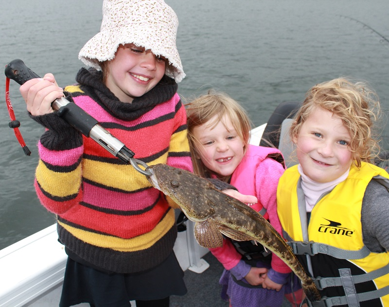 Let's face it, the best way to get a fresh meal of fish is to catch it yourself–and it's fun too!