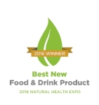NEW PRODUCT OF THE SHOW AWARD 2016 WINNER Food or Drink.jpg
