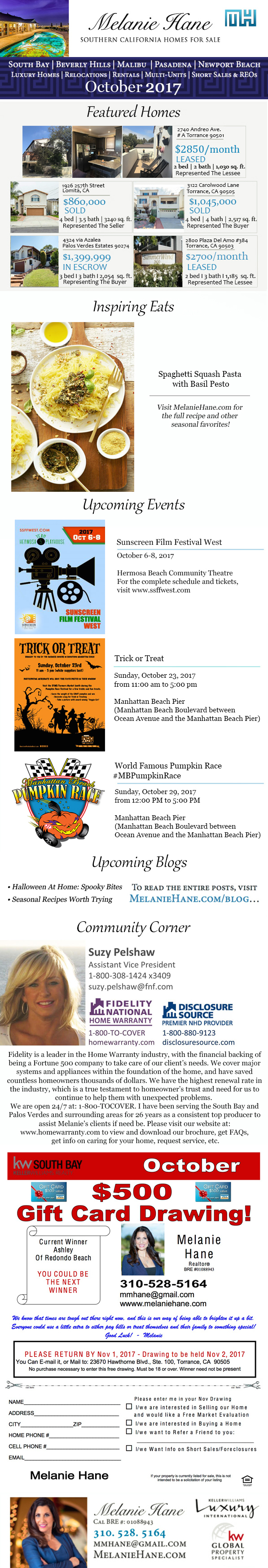 Melanie Hane October 2017 Newsletter.jpg