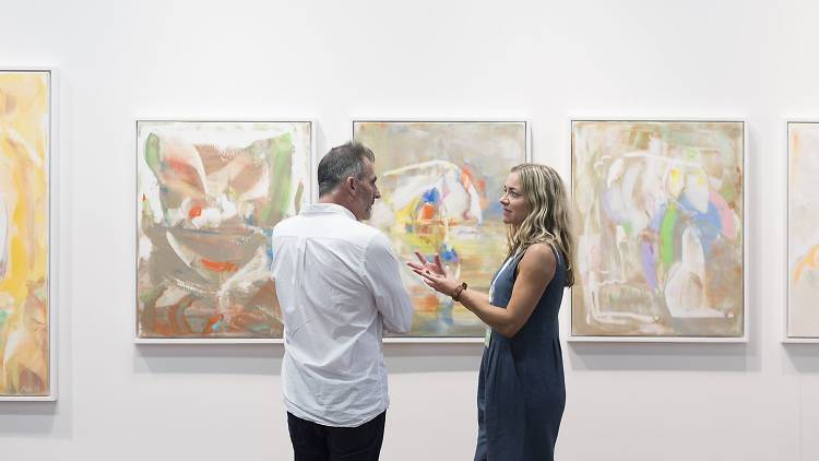 Discover the next big thing at this art fair, with works from over 100 up-and-coming and independent artists, curated for collectors and fans with varying budgets.