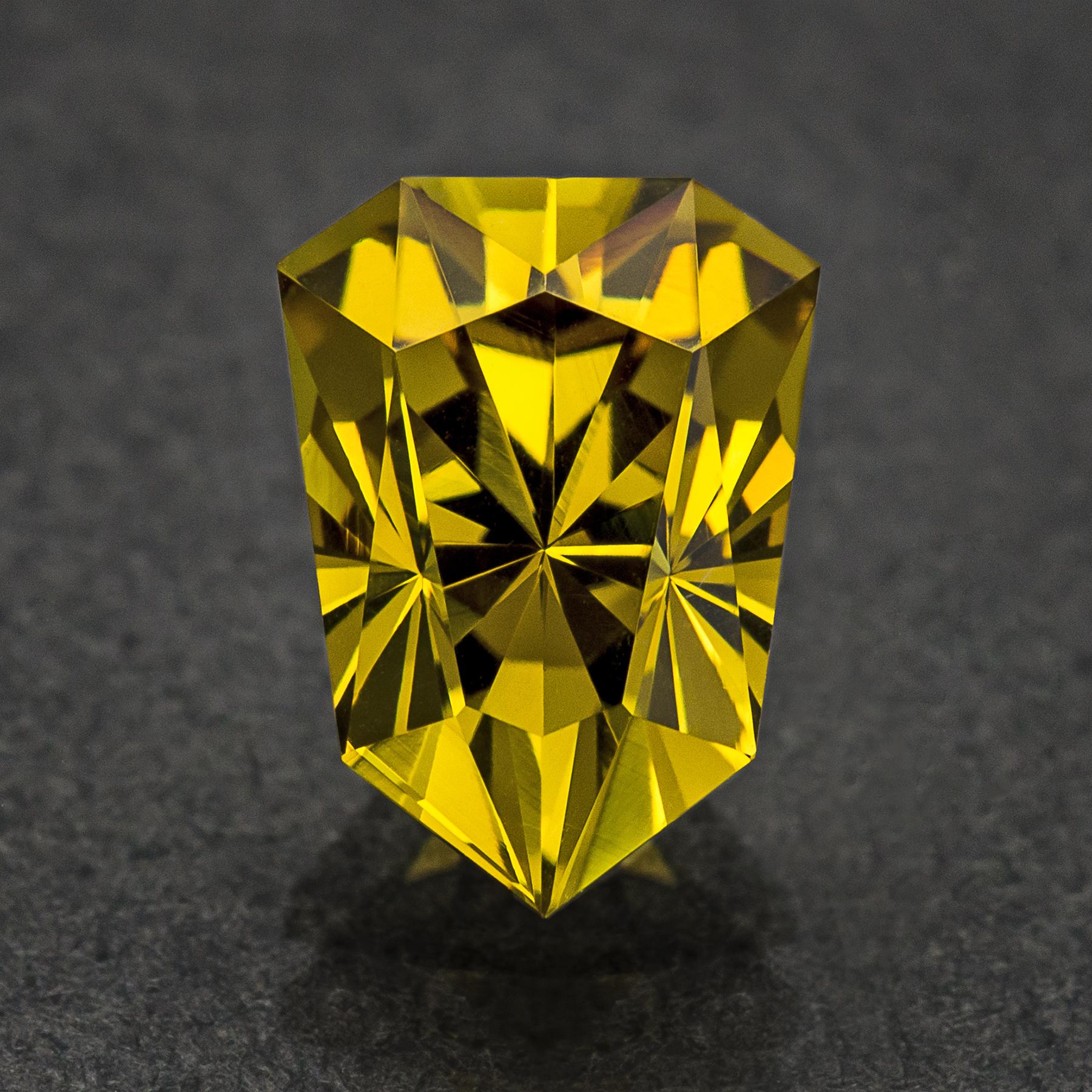 Yellow Grossularite