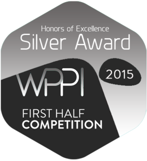 Wedding and Portrait Photographers International (WPPI) - Silver Award 2015