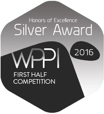 Wedding and Portrait Photographers International (WPPI) - Silver Award 2016