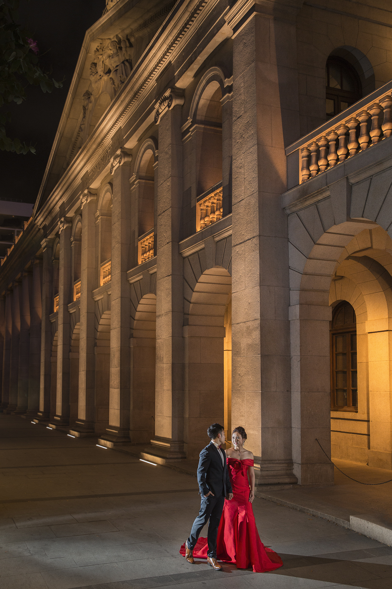 Hong Kong Prewedding - Legislative Council