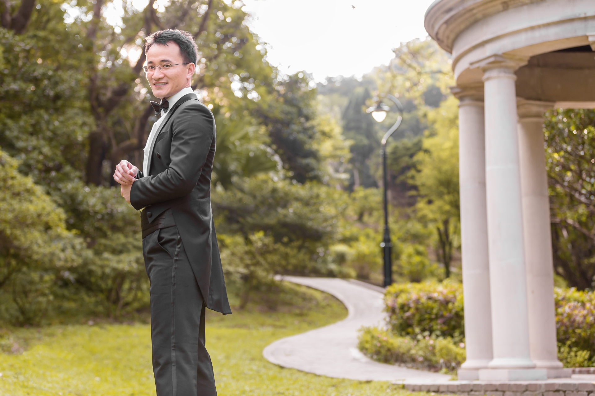 Hong Kong Prewedding - Peak Park