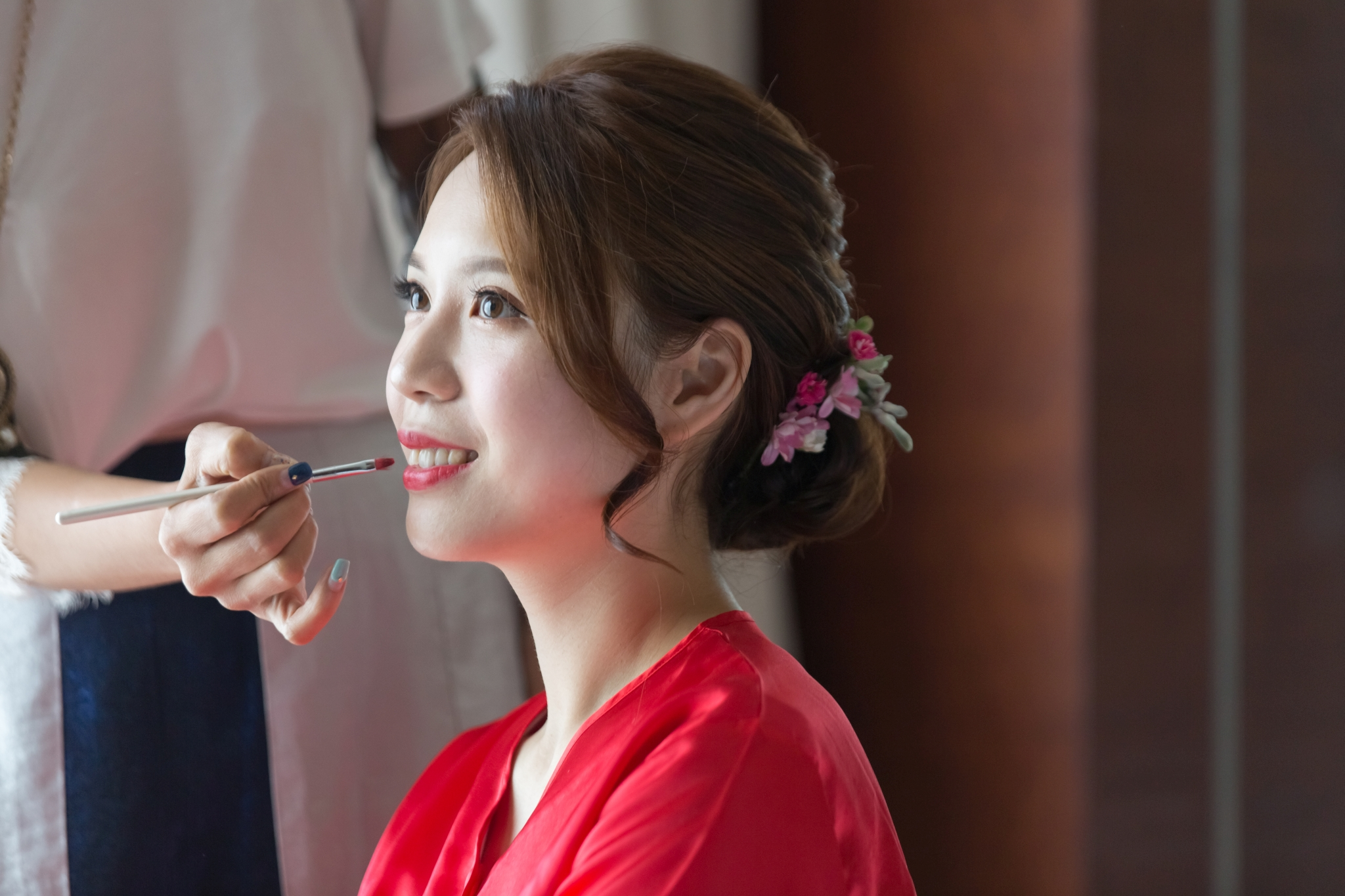 Preparation - 婚禮日準備及花絮作品
