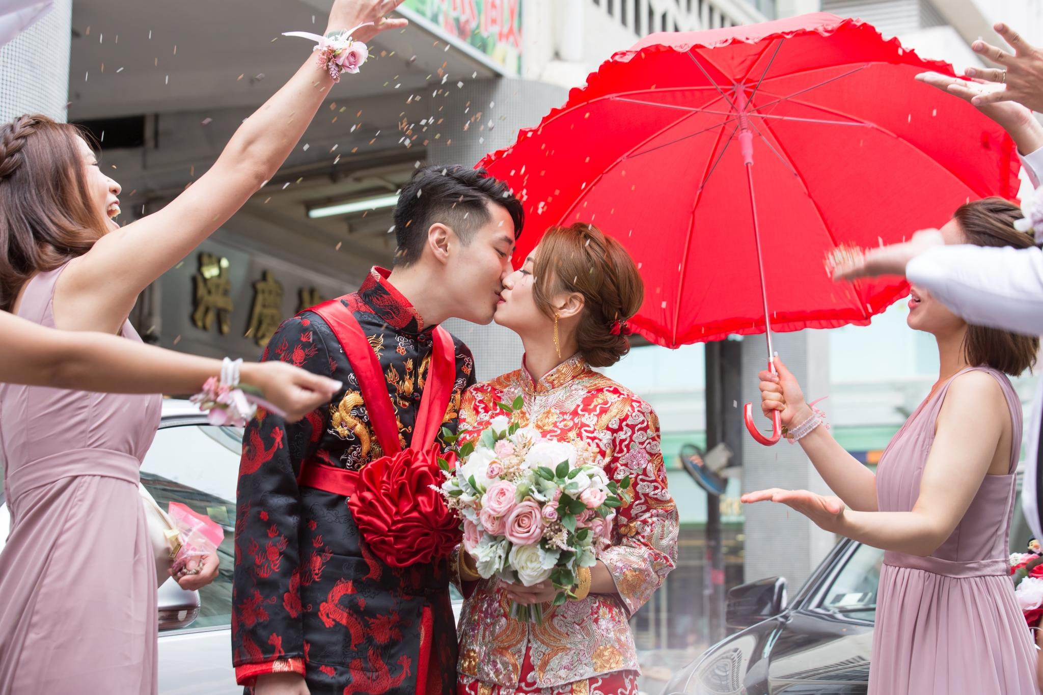 Tea Ceremony and Bride Pick Up - 接親及敬茶禮作品