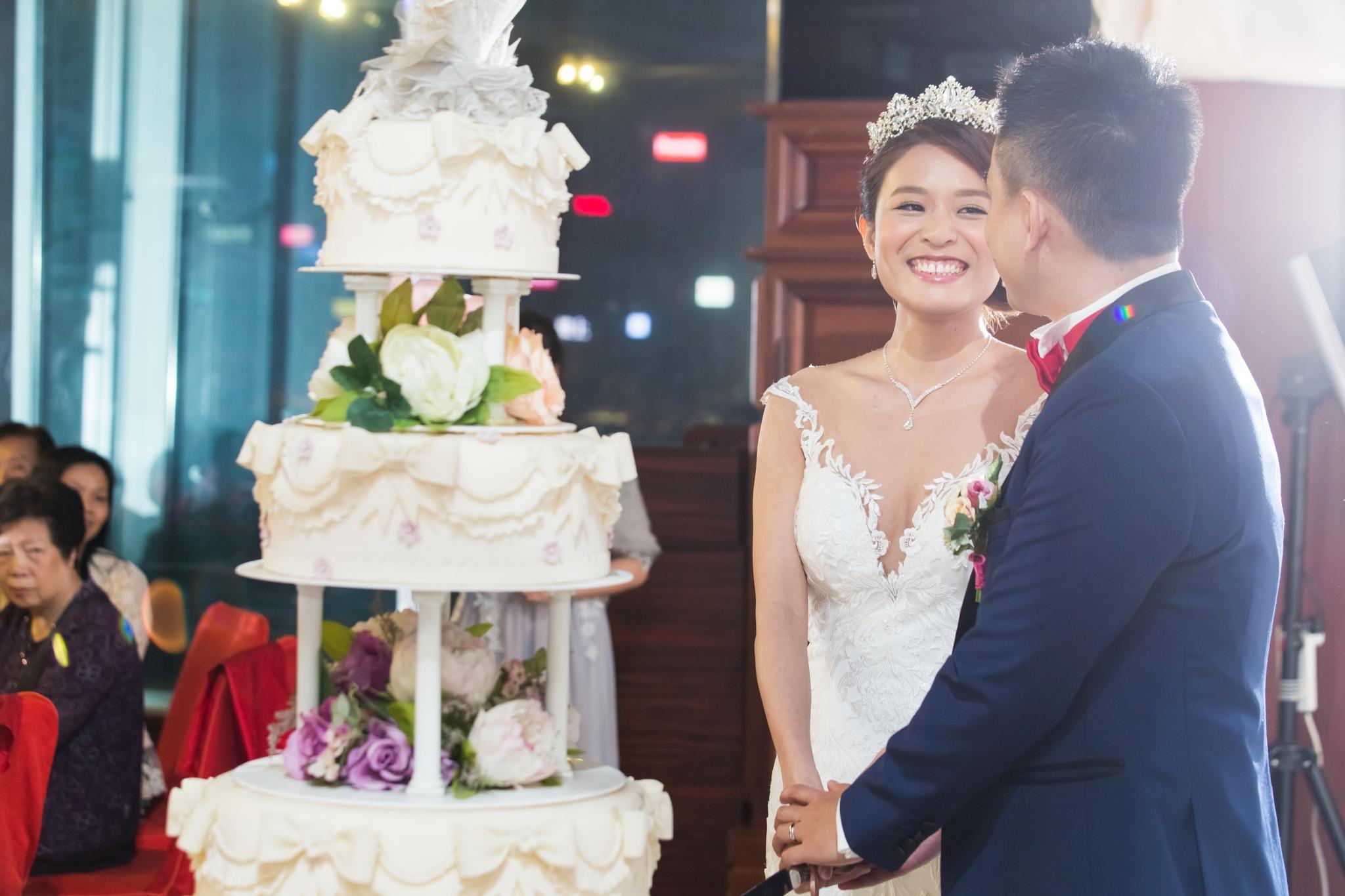 Wedding Reception - 婚宴拍攝作品