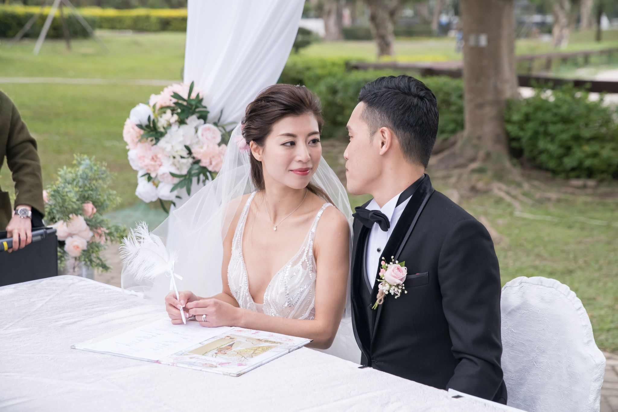 Wedding Registration - 結婚註冊拍攝作品