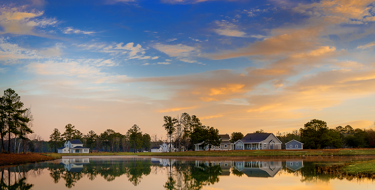 Discover a  new way  to live in Old Bluffton's Historic Corridor    Homes for Sale