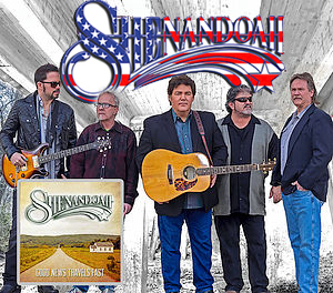 Shenandoah  -Newly reunited with lead singer and Marty Raybon.