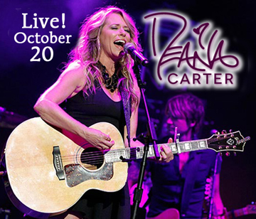 """Deana Carter appears LIVE, Thursday, October 20 at the Cactus! Her hits include """"Strawberry Wine"""", """"And We Danced Anyway"""" and """"Did I Shave My Legs For This?"""""""