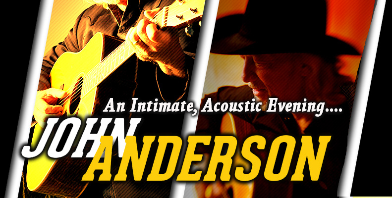 Share an unforgettable Sunday evening hearing the stories behind the songs of this bonafide country legend!
