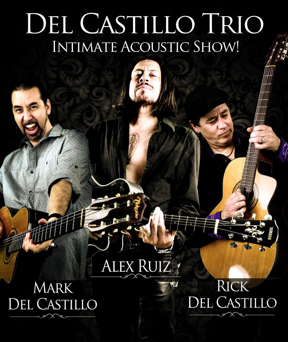 Experience the enchanting musical moods displayed by this amazing group!