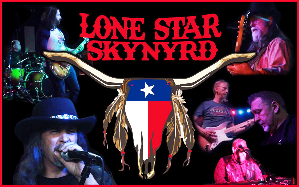 Delivering spot-on Skynyrd classics - Lone Star Skynyrd is the ultimate touring tribute to the legendary Southern Rock group.  Don't miss this show!