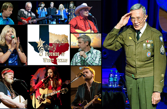 This patriotic show honors our veterans while raising funds for the South Plains Honor Flight….so show your support by attending this heartfelt concert event, Saturday, June 1st at 7 pm!