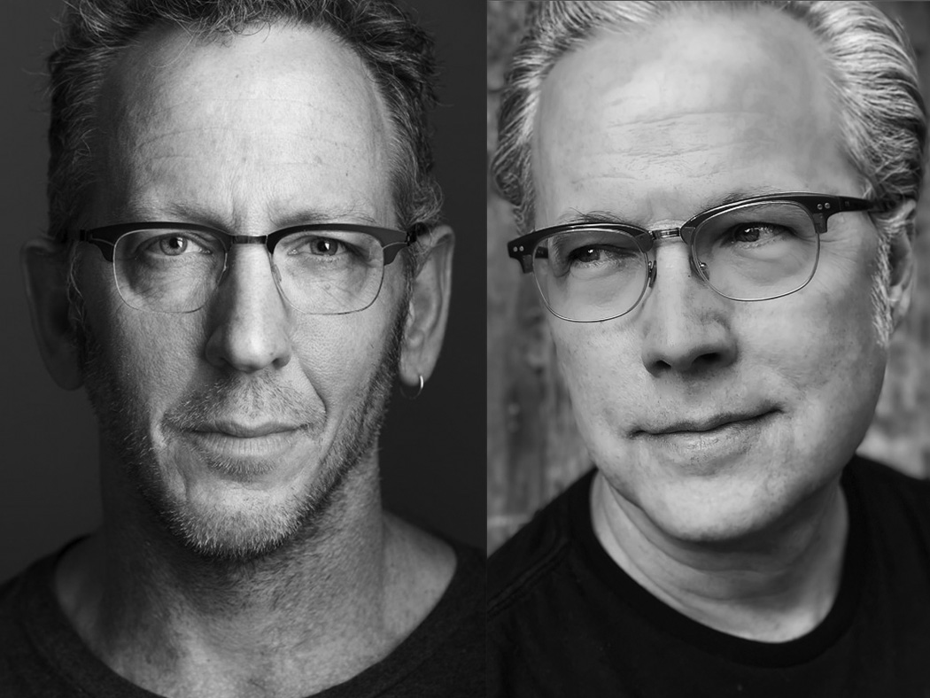 Darden Smith (left) and Radney Foster combine forces for a highly-anticipated show at the historic Cactus Theater, Sunday, June 23 at 7 pm!