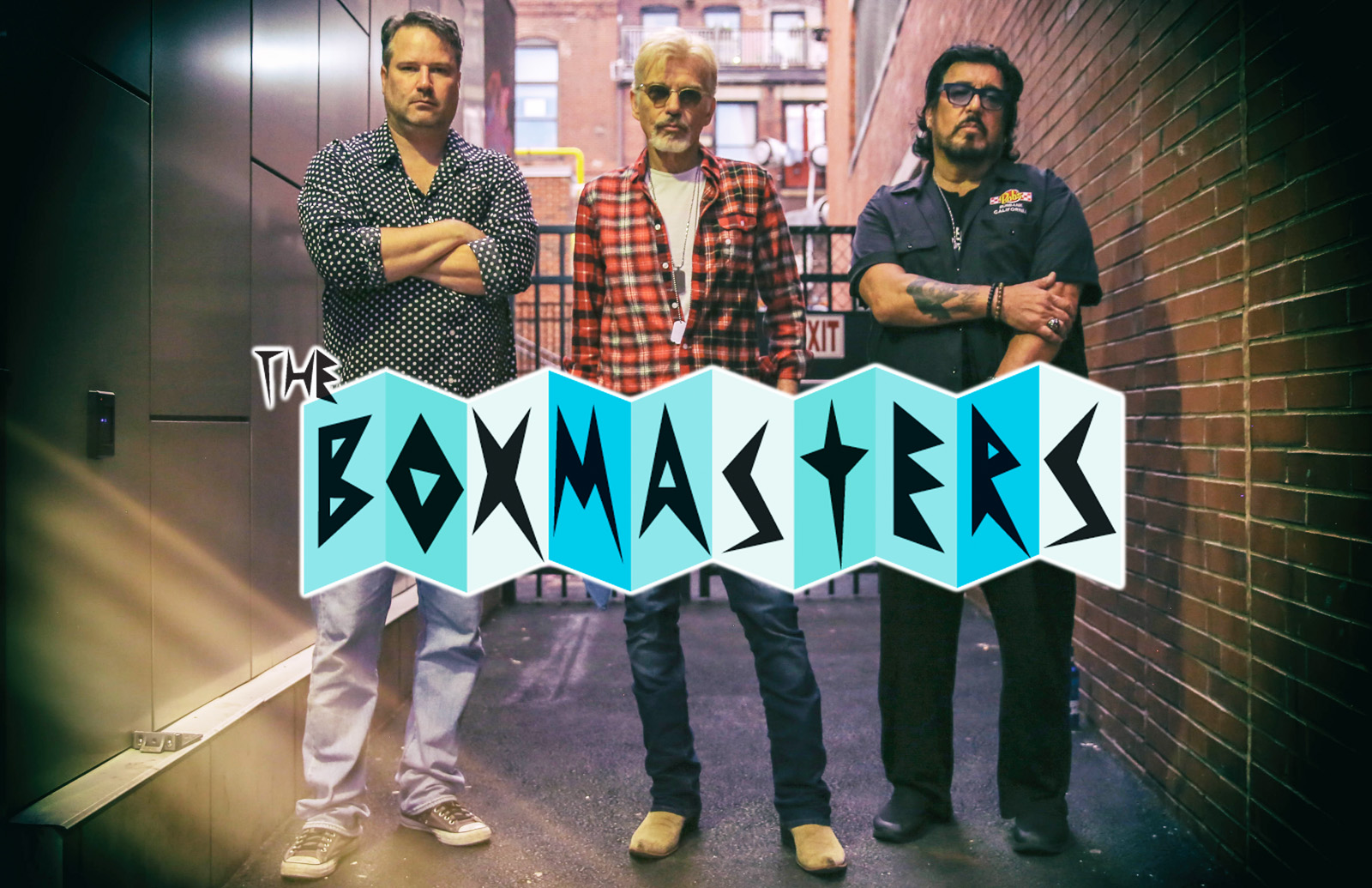 From Hollywood to Holly Ave! Billy Bob Thornton and The Boxmasters make their debut on the Cactus stage Wednesday, July 31 at 7:30 pm!