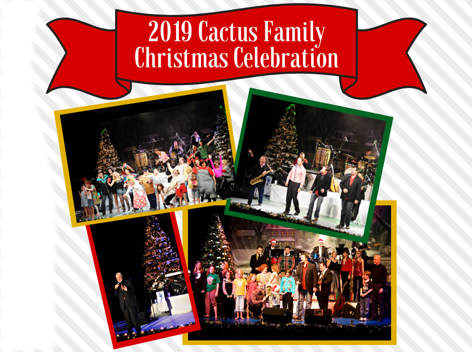 Dance Clubs Lubbock Christmas Eve 2020 Cactus Family Christmas Celebration 2019   Saturday Show — Cactus