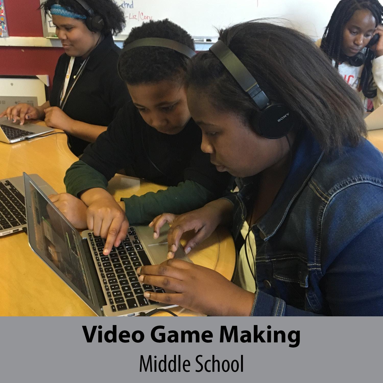 Video Game Making