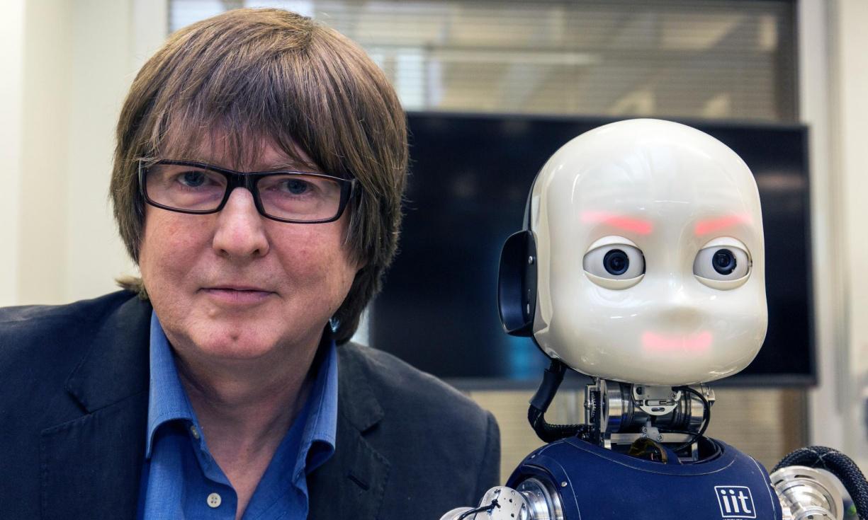 Tony Prescott, Director of Sheffield Robotics