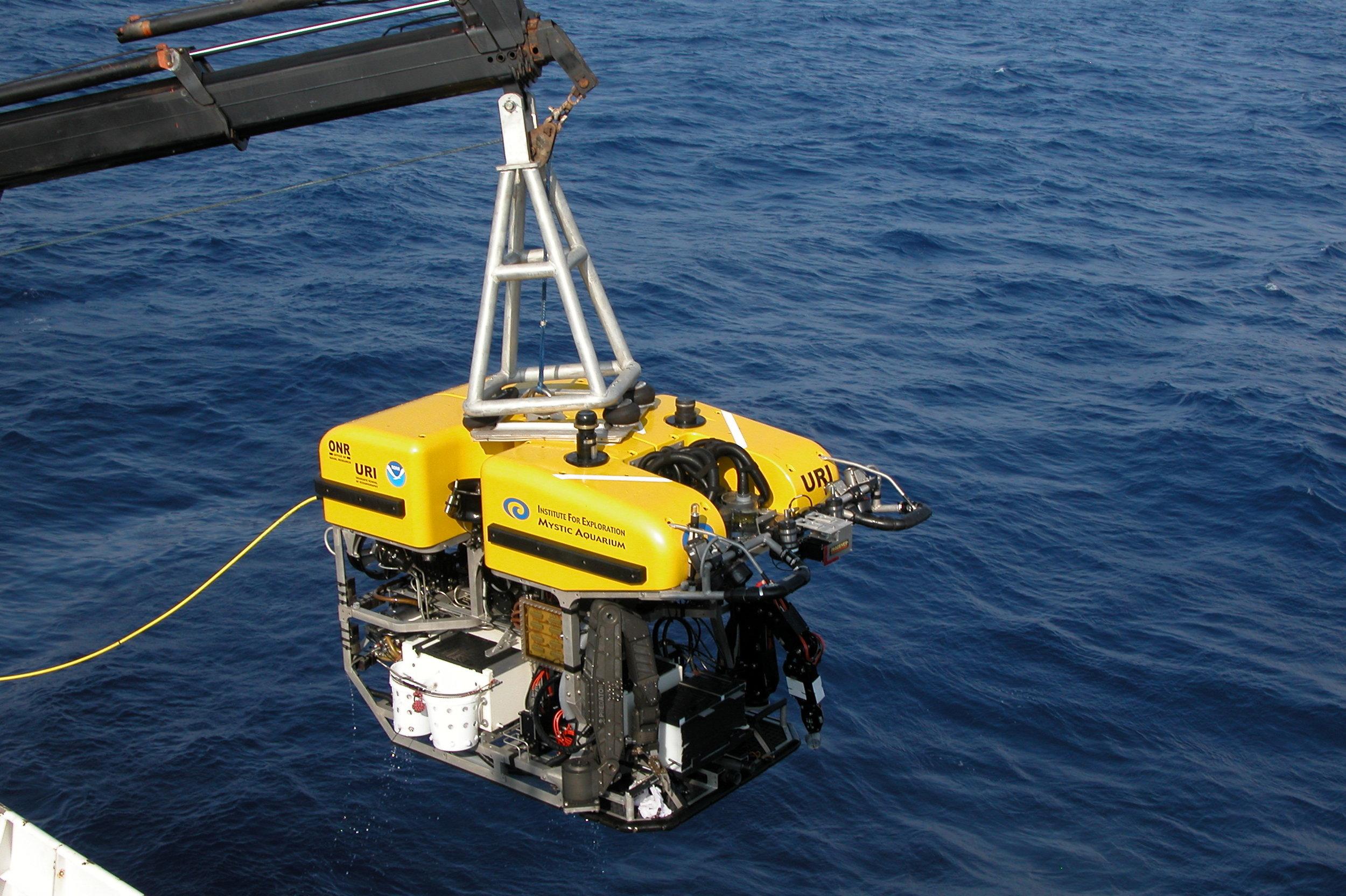 Deep sea operations