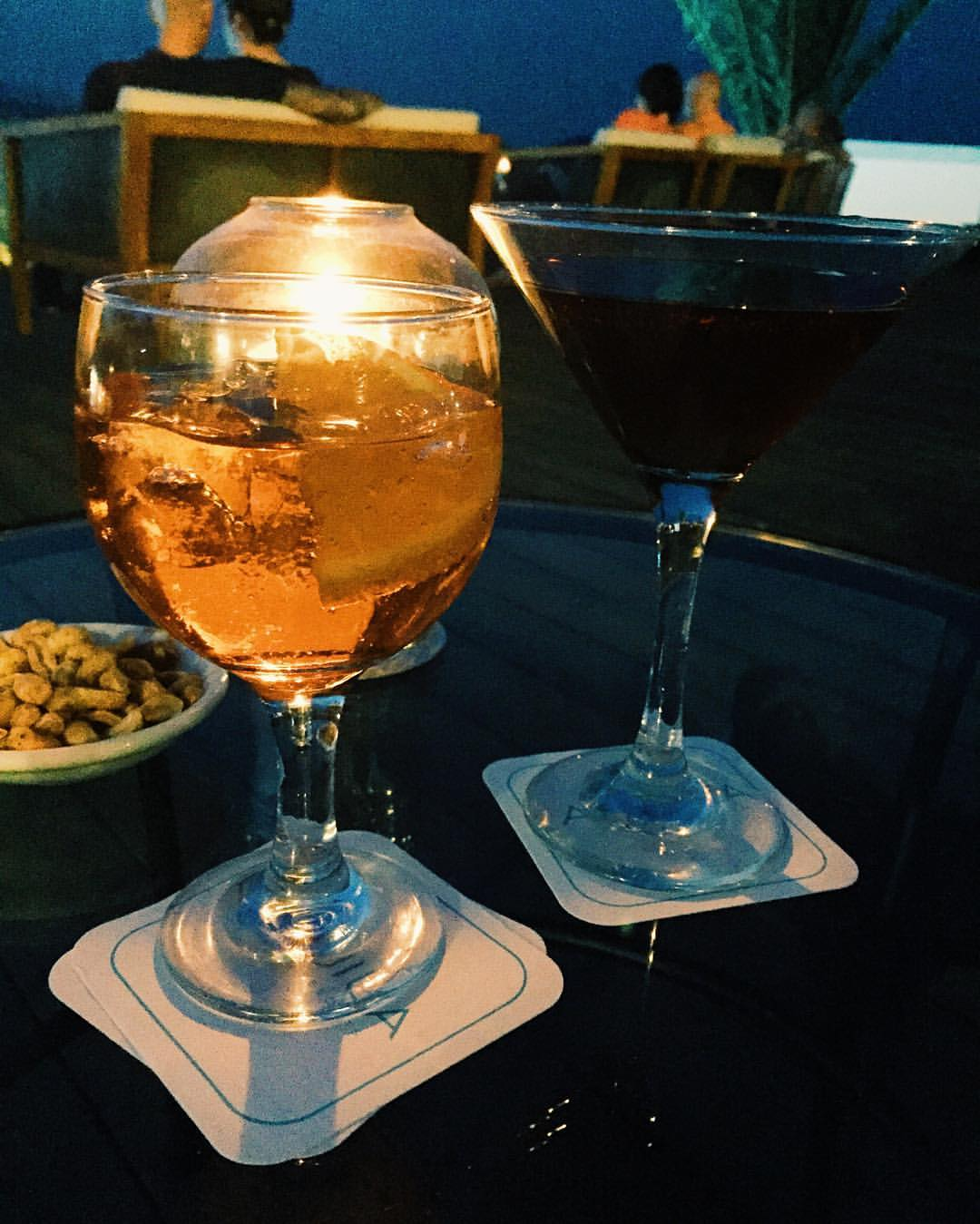 Our Cocktails Courtesy of  Abi's   Instagram