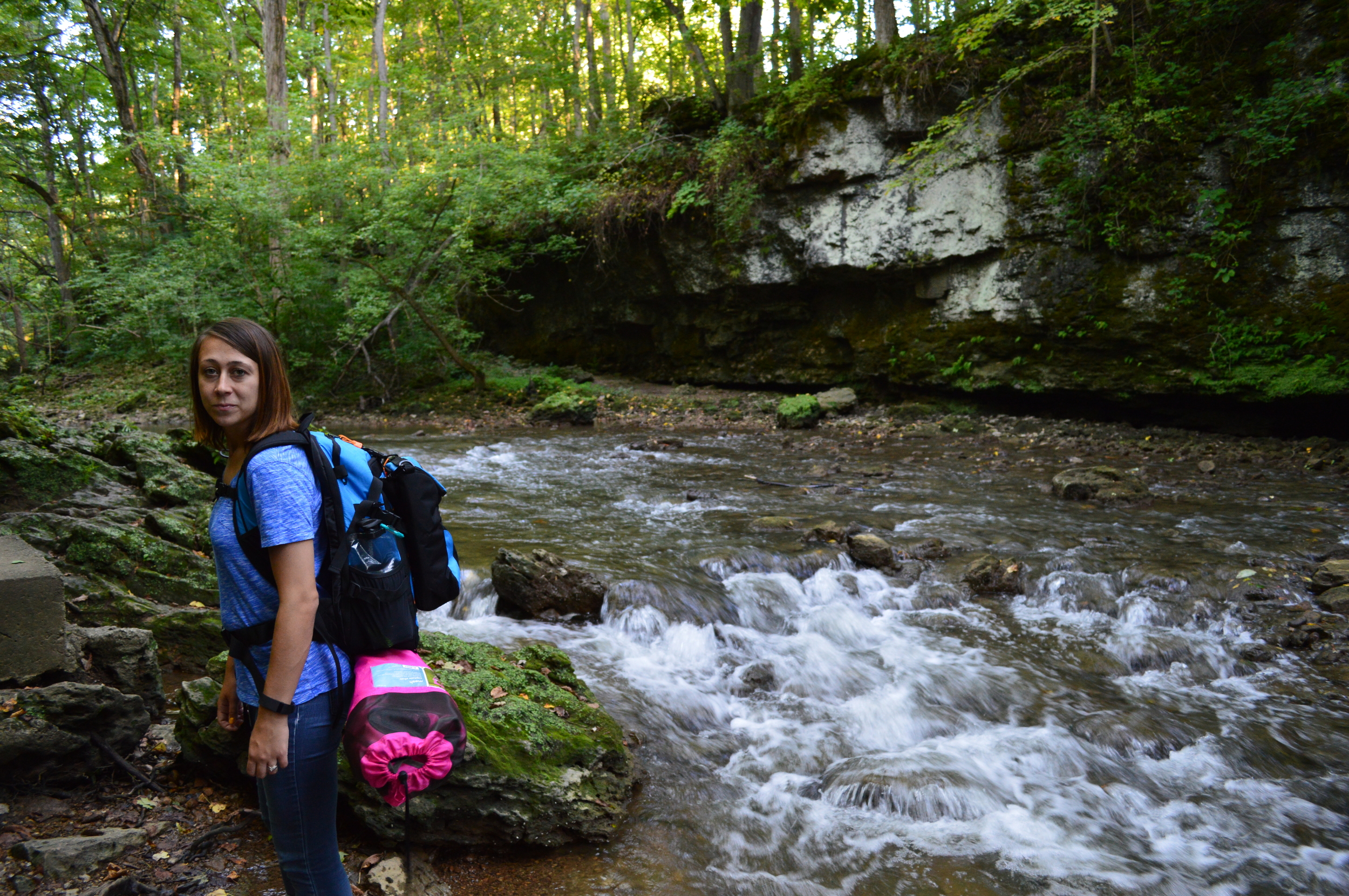 """Granite Rocx """"The Cascade"""" Backpack Review"""