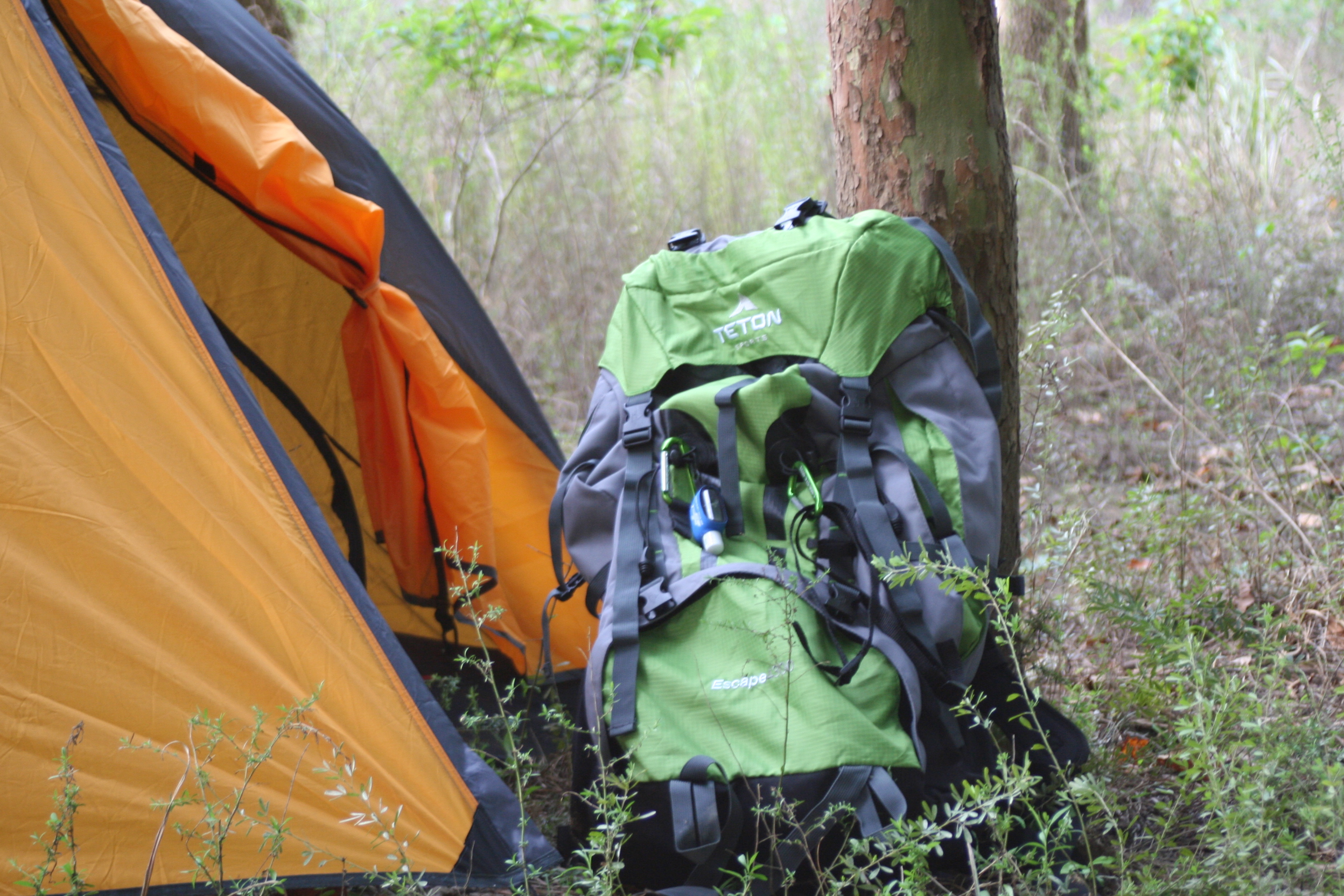 Teton Sports Escape 4300 Ultralight Internal Frame Backpack Review