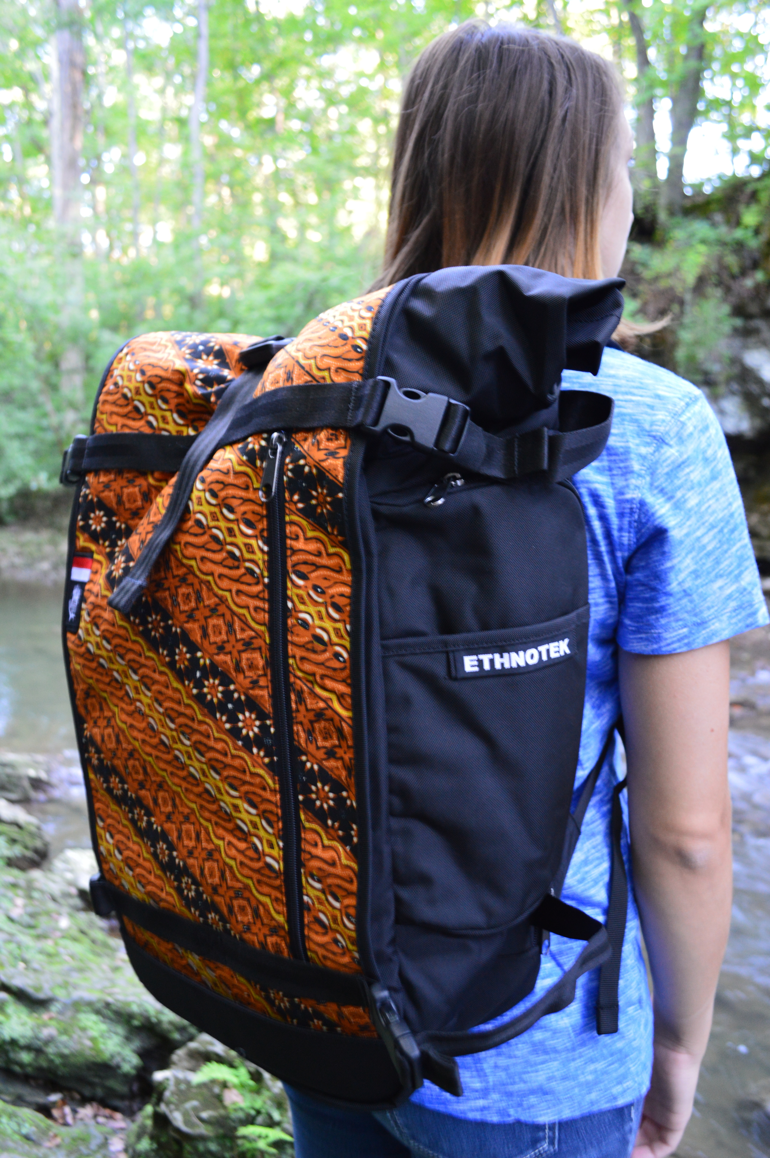 Ethnotek Indonesia 4 Raja Pack Backpack Review