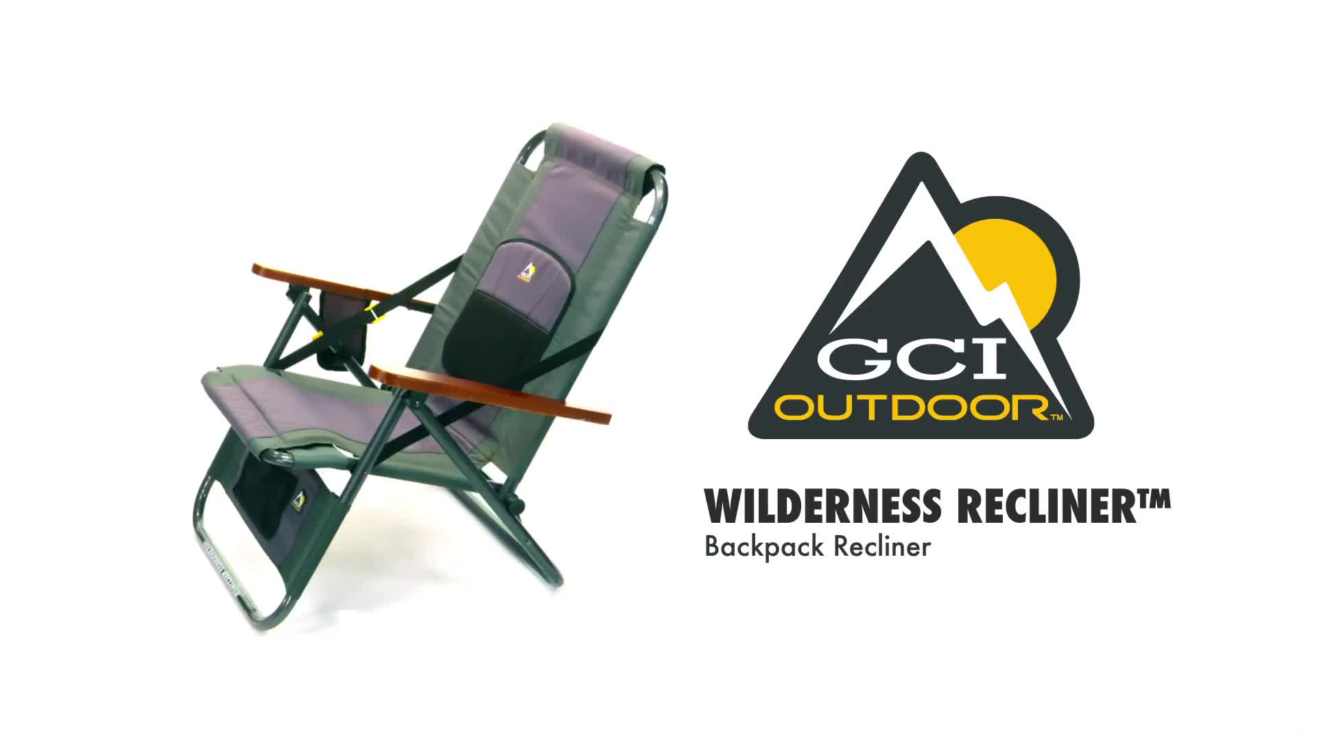 GCI Wilderness Recliner