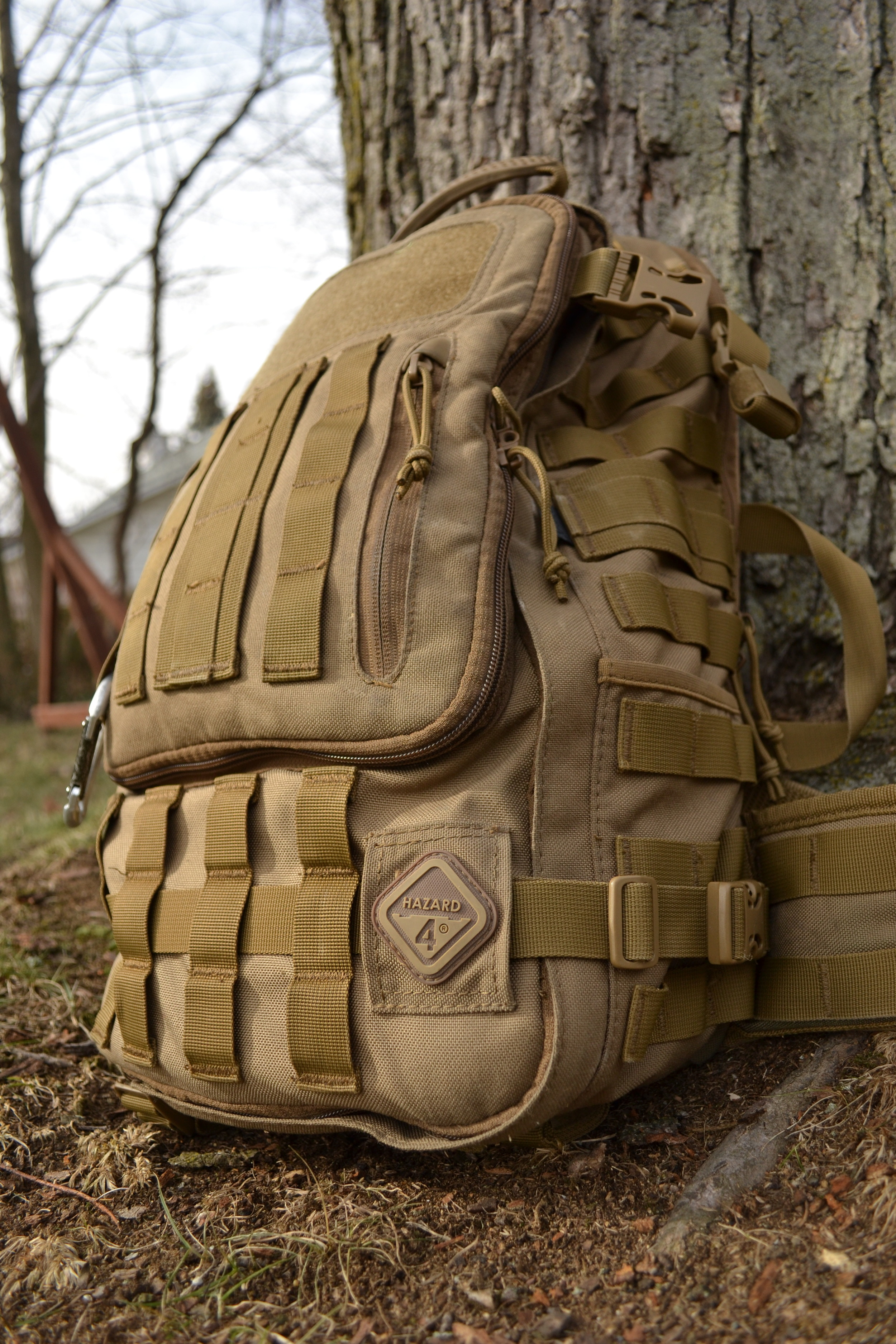 Hazard 4 Switchback backpack