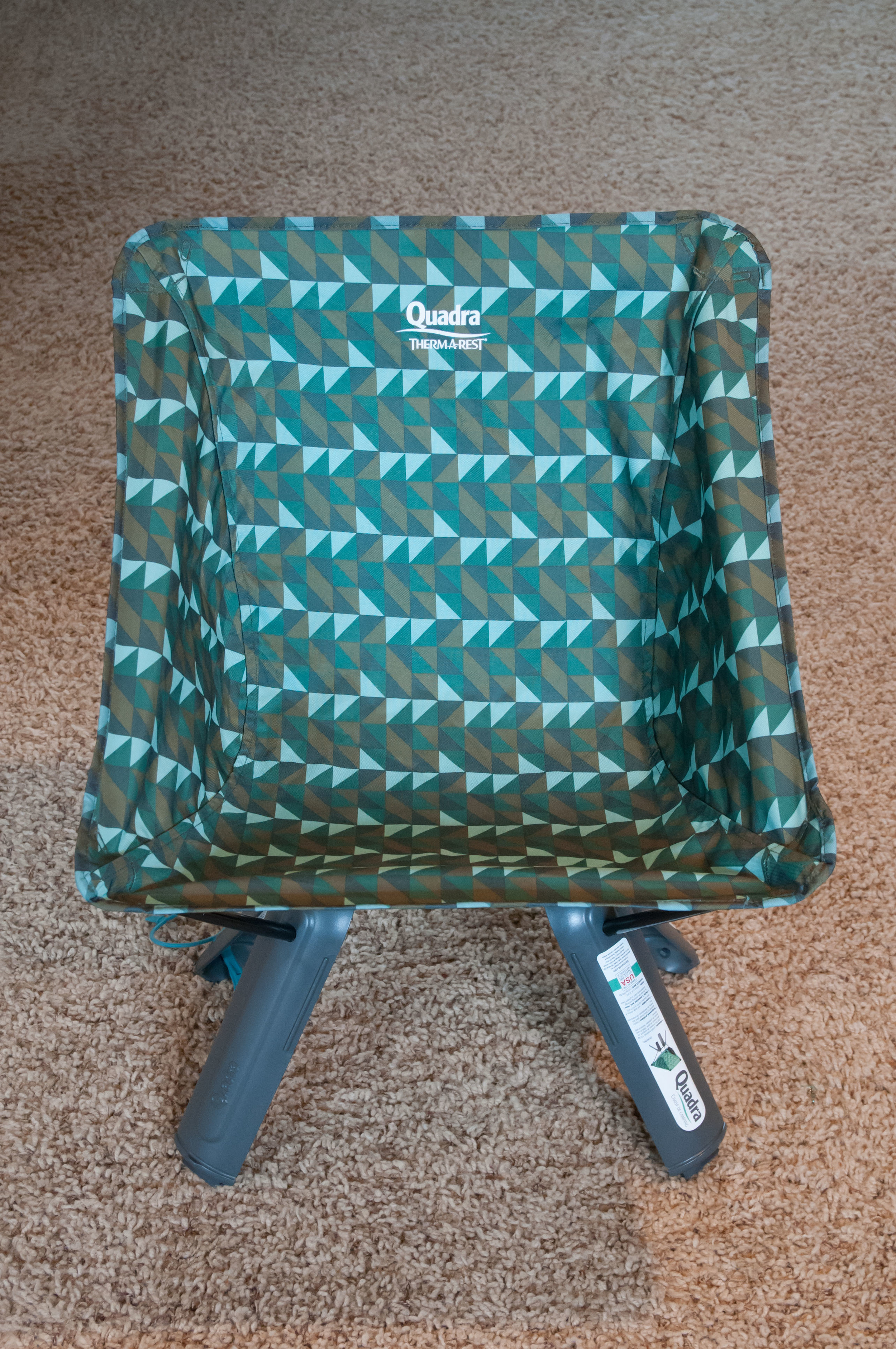 Therm-a-rest Quadra Chair Review