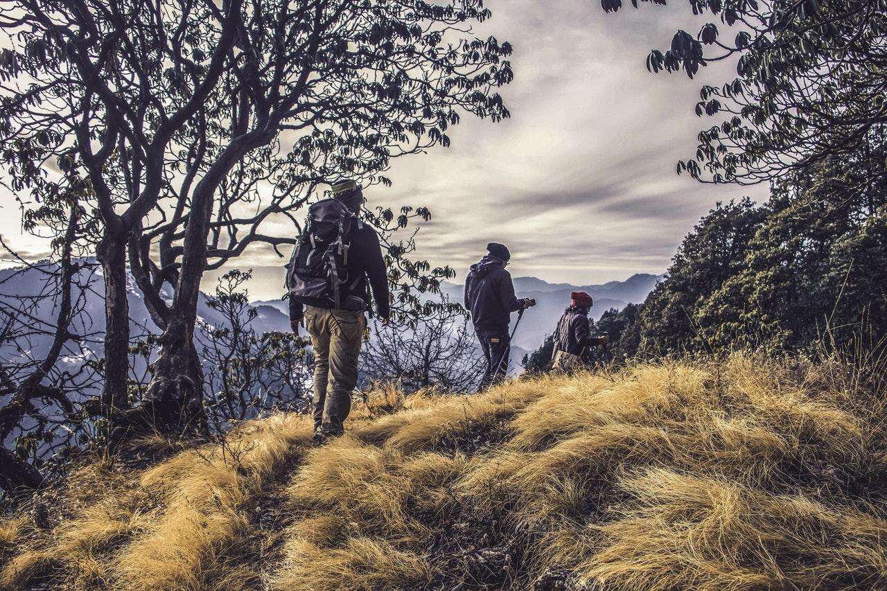 6 health benefits of hiking