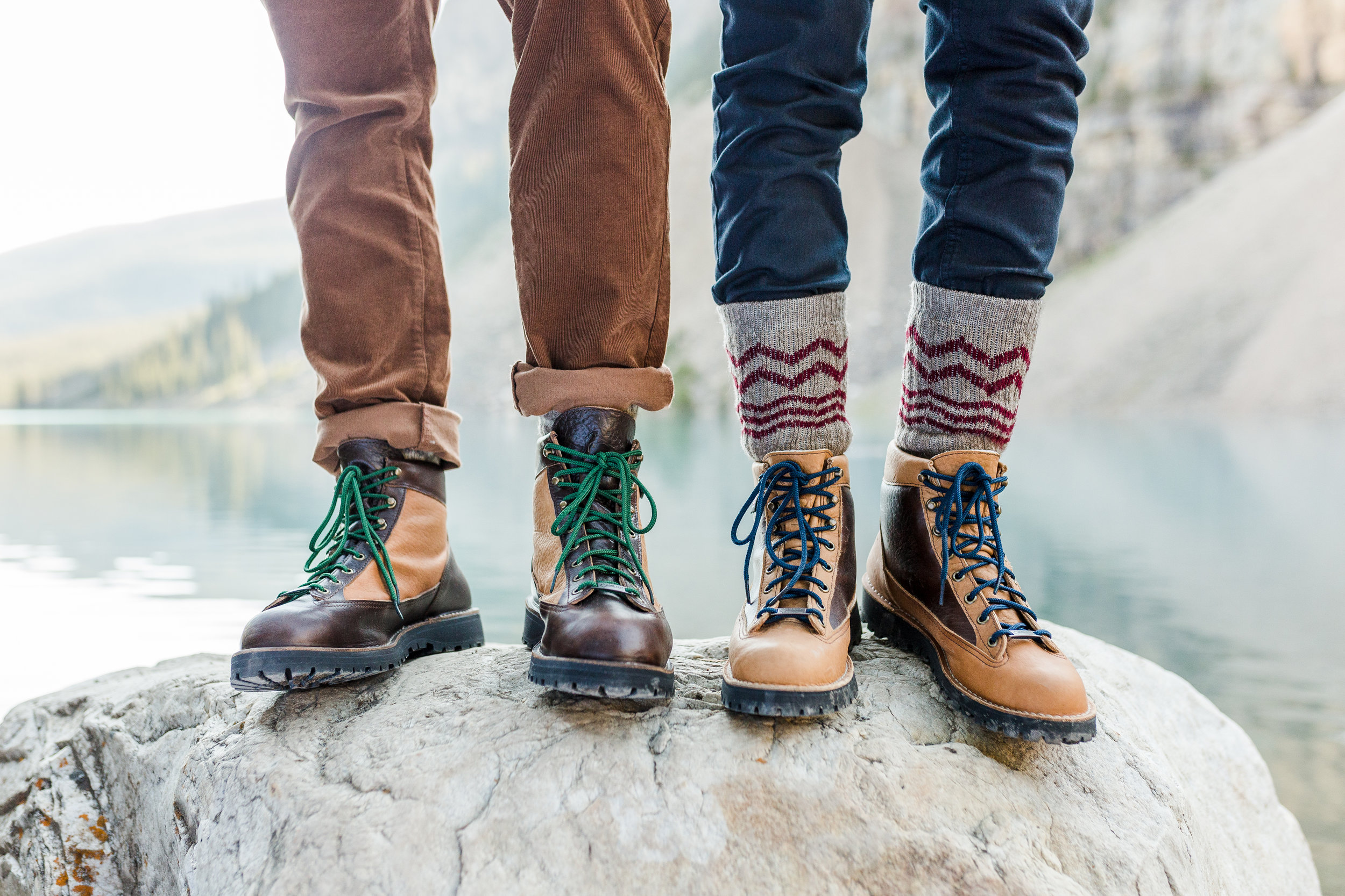 The classic light boot is one of Danner's most iconic styles, and it's given a new spin with the special edition Horween bison leather option from the UBB x Danner collaboration.