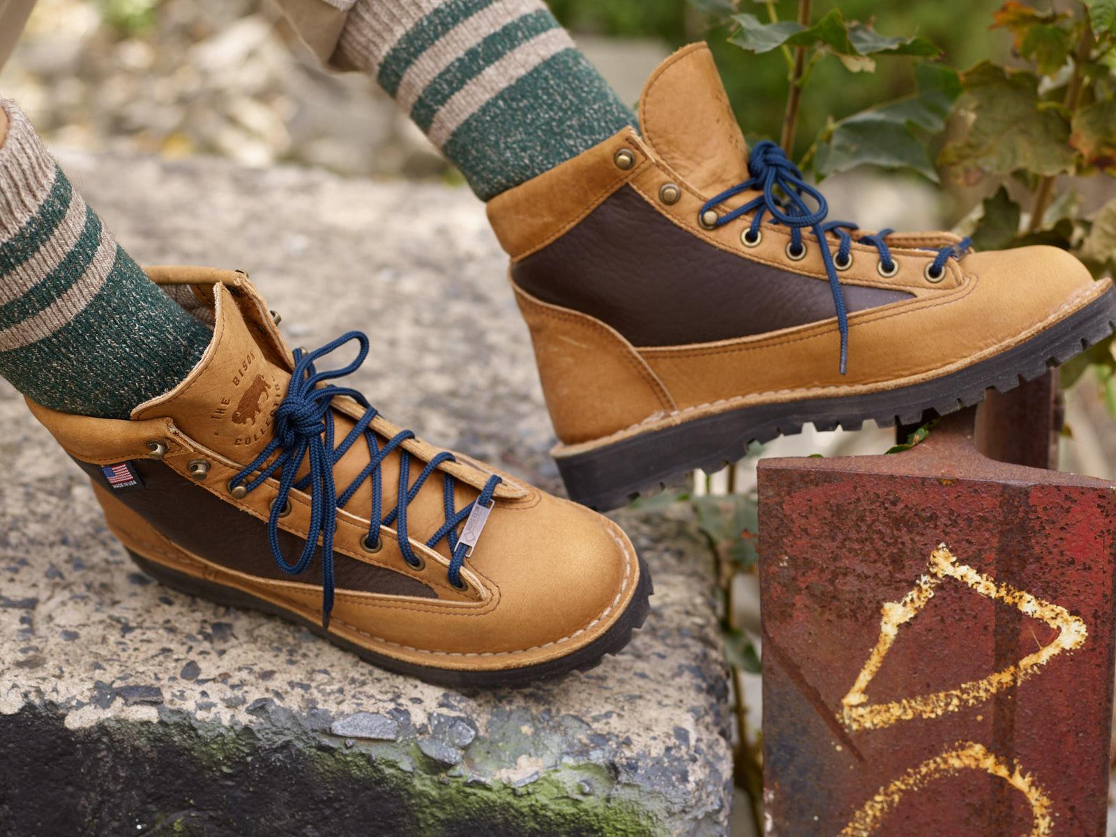 Rugged and long-lasting, these limited-edition boots are perfect for a lifetime of outdoor adventures.