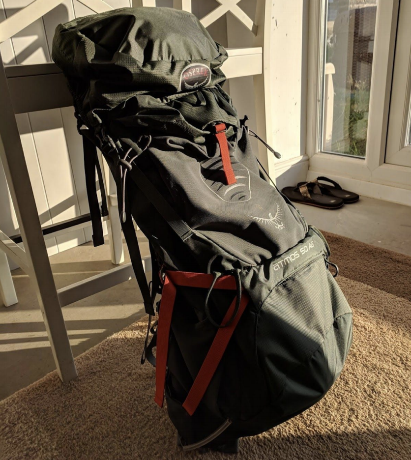 Osprey Atmos AG 50 Backpack Review