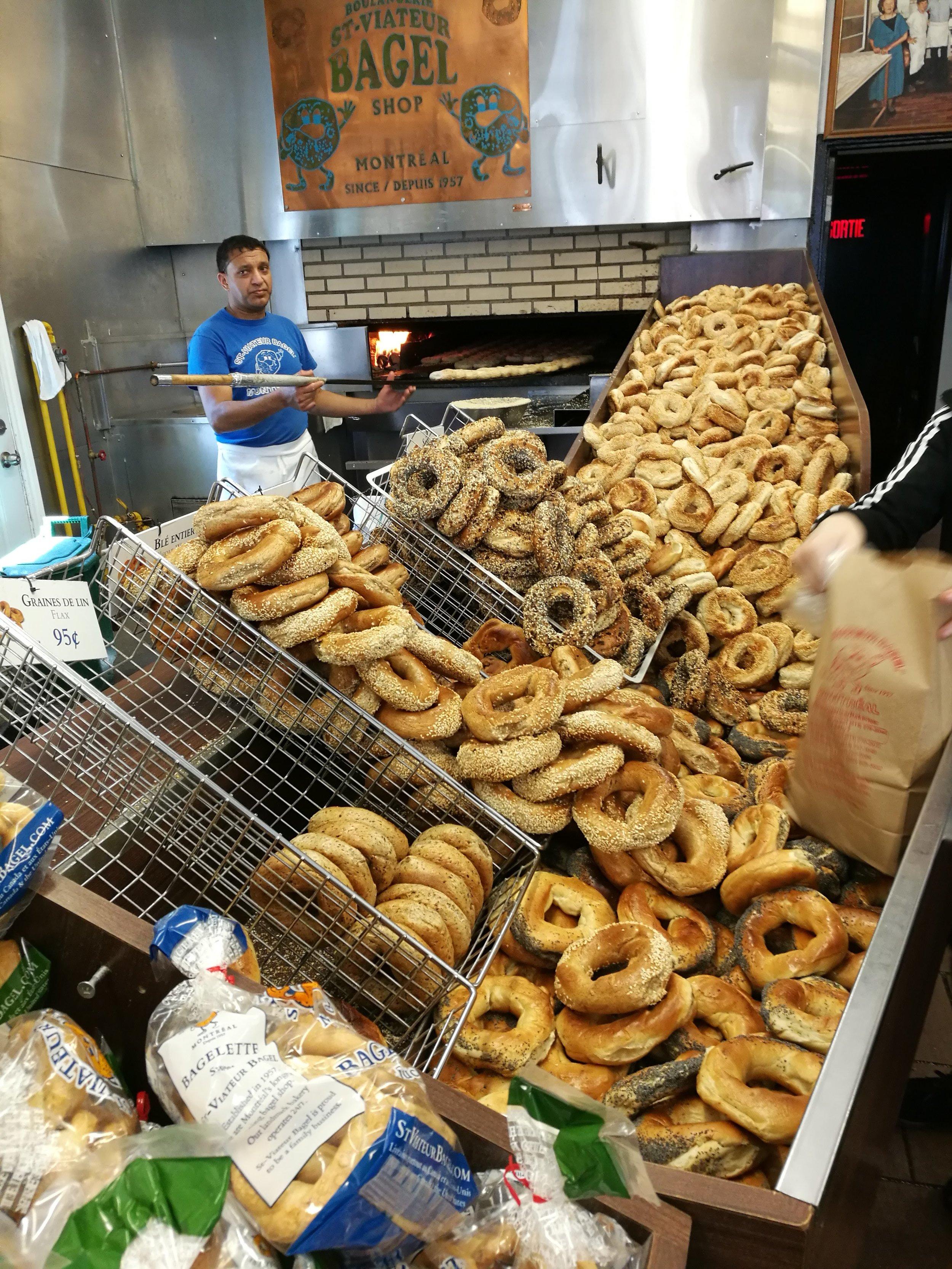St. Viateur bagels