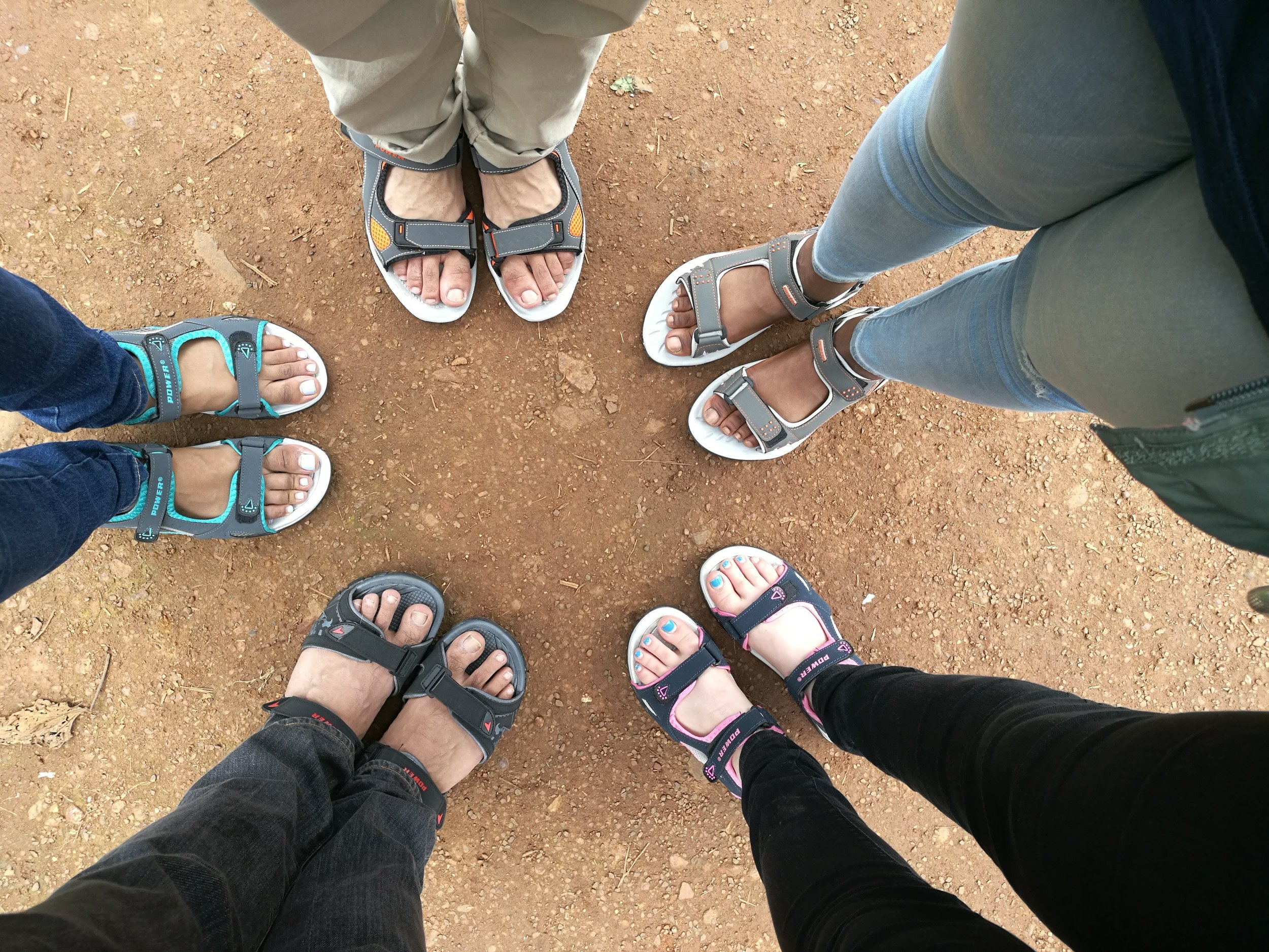 Power Sandals from Bata