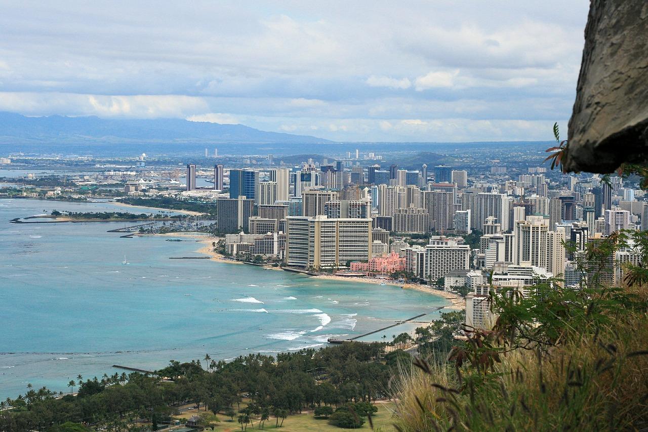 3. Honolulu, Hawaii