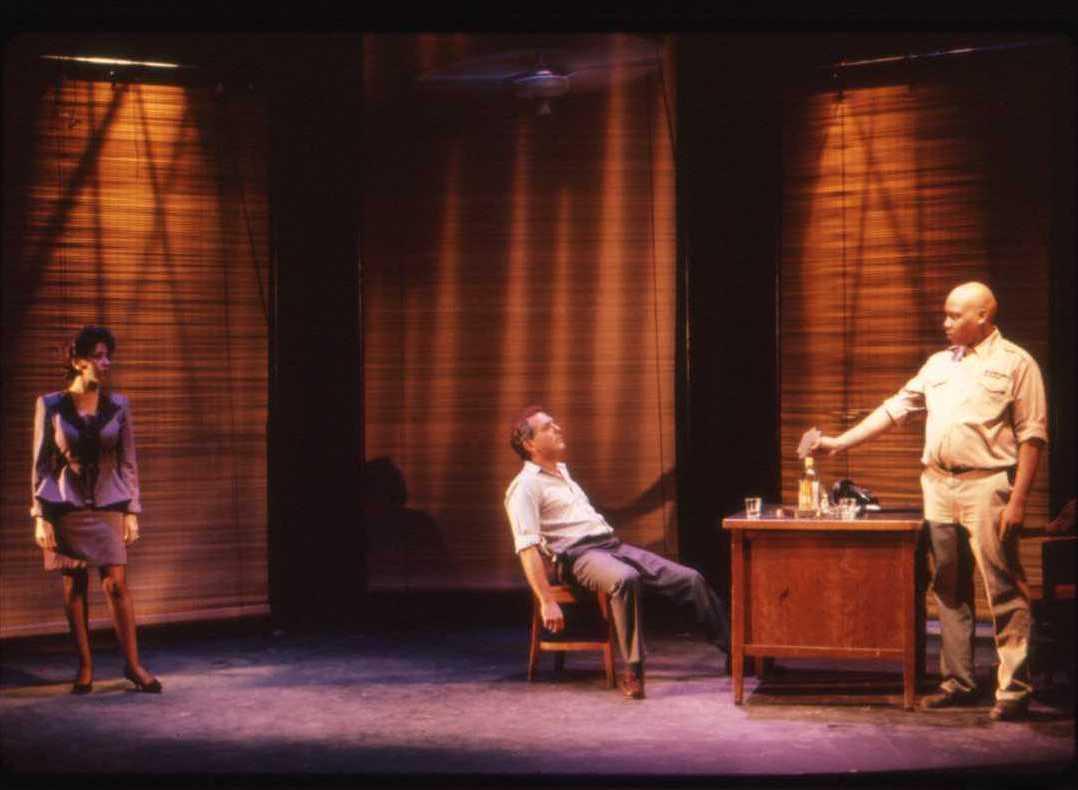 Lillian-Rozin-Steve-Hatzai-and-Bruce-Robinson-in-MOROCCO-by-Alan-Havis-1991.jpg