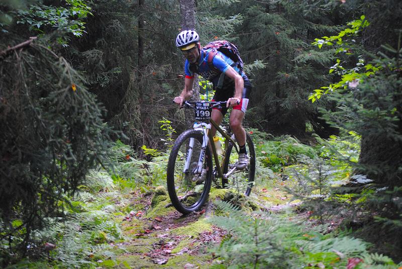 Slatyfork 50 Mountain Bike Race - Pursue the Podium