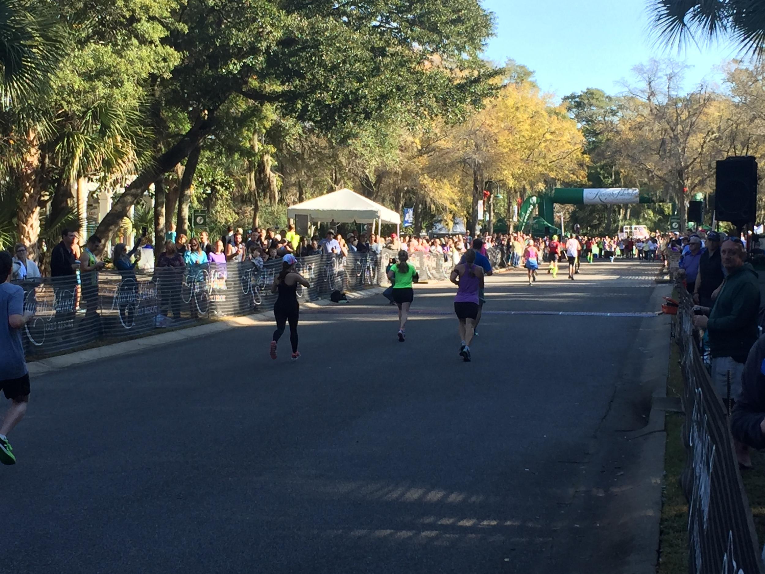 Kiawah Marathon - Pursue the Podium