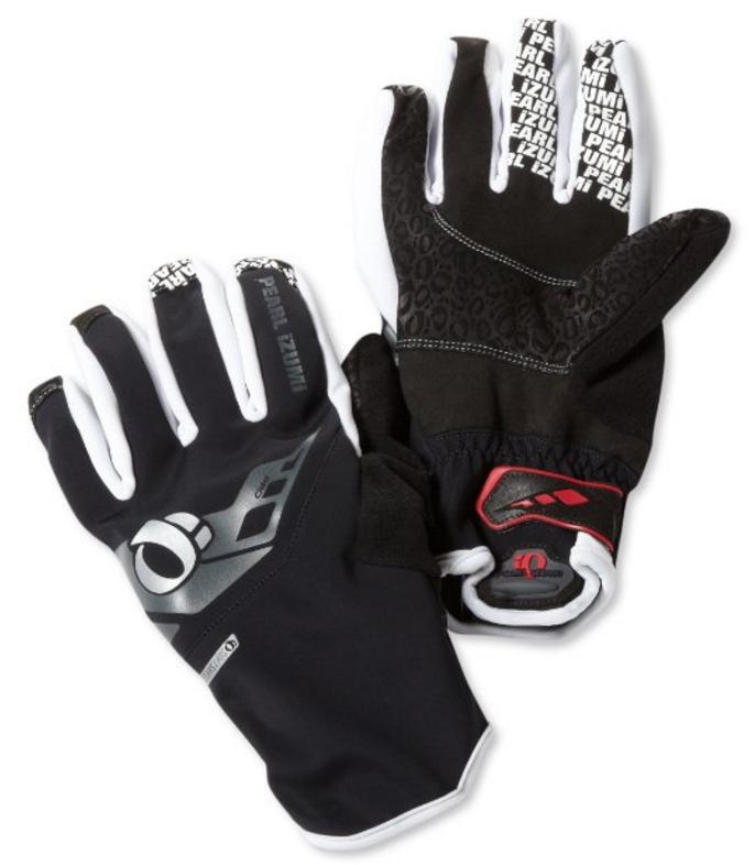 Pearl Izumi Pro Softshell Gloves - Pursue the Podium