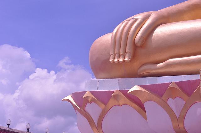Big Buddha, Samui, photo credit: Mine