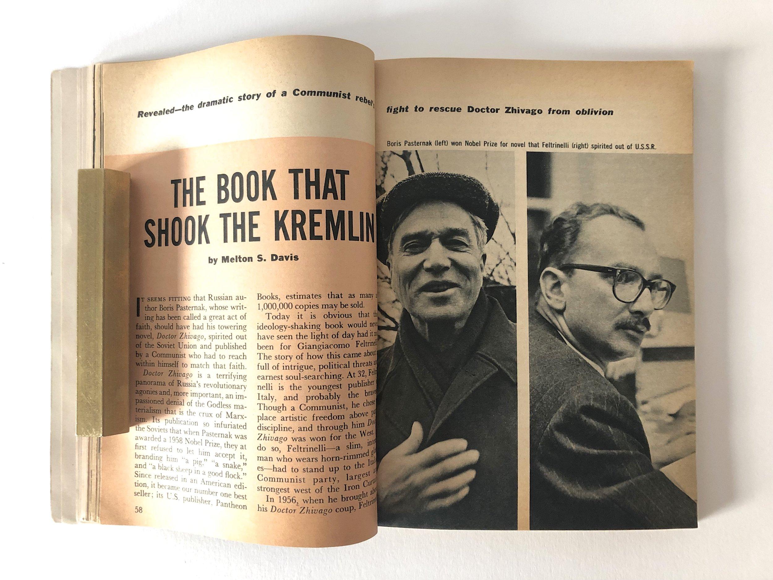 1959 Coronet magazine